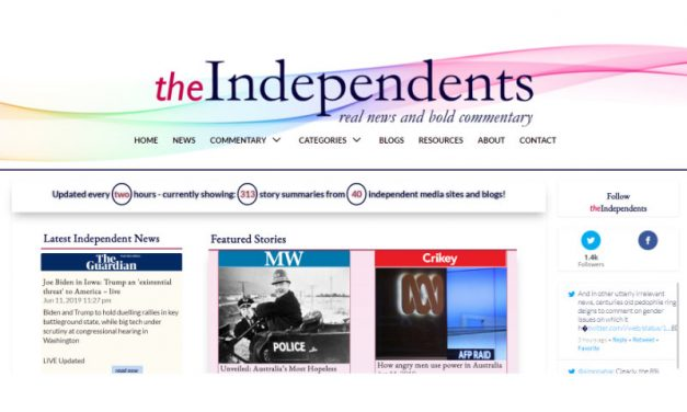Independent media growth gathers pace!